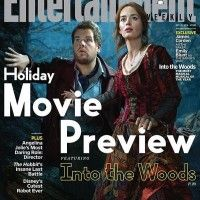 James Corden joue le boulanger et Emily Blunt sa femme dans Into The Woods