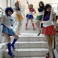 #SailorMoon #Halloween