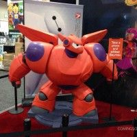 Big Hero 6 continue à cotoyer le top du box office US