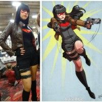 Cosplay vs Dessin! Qui gagne?