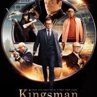 Affiche du film Kingsman The Secret Service