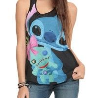 #T-shirt #Stitch charmant