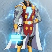 Mashup #Thor #Flash