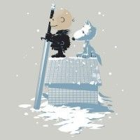 Mash-Up Snoopy Game of Thrones