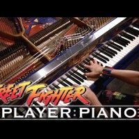 Musique Street Fighter Guile's Theme par  Player Piano