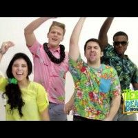 Reprise de Cruisin for a Bruisin (Teen Beach Movie) par Pentatonix