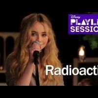 Jolie reprise de Radioactive Imagine Dragons par #SabrinaCarpenter #disney
