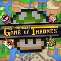 Super Mario version Games of throne