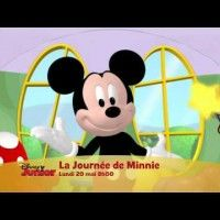 Le 20 Mai à Partir de 8h sur Disney Junior: c'est la journée de Minnie. Lancé le 28 mai 2011, Disney Junior s