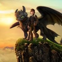 Dragons 2 de #Dreamworks a gagné le golden globes du meilleur film d'animation