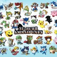 Les Super Smash Cats