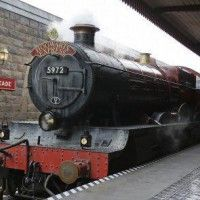 Hogwarts Express à Warner Bros. Studio Tour #HarryPotter