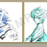 Beaux dessins de Tales of Zestiria