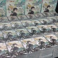 Le 2 ème arc de #SwordArtOnline a paris manga #Salon