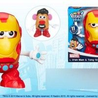 Monsieur Patate en #IronMan #Marvel #Comic #TonyStark