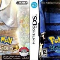 #Pokemon en version or et blanc ou noir et bleu ?