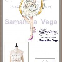 #SailorMoon habillée à la #Mode