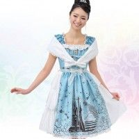 Robe #Cendrillon par la marque japonaise Baby The Stars Shine Bright