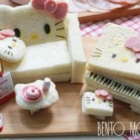 casse croute Hello Kitty!