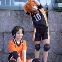 Cosplay Haikyuu