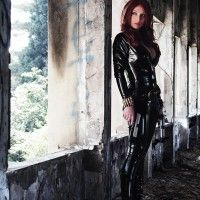 #Cosplay de #BlackWidow