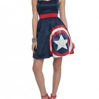 Robe Captain America