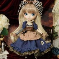 #Doll Pullip Alice en steampunk