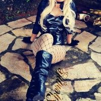 #Cosplay #BlackCanary