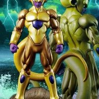 #Figurine Freezer gold #DragonBallZ #Goodie