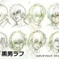 Dessins Animation Young Black Jack
