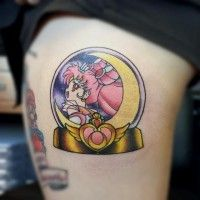 #Tatouage #SailorMoon