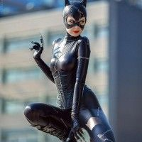Sublime de #Cosplay de #Catwoman