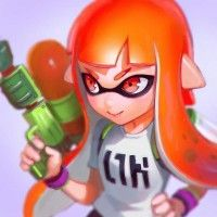 #Dessin #Splatoon par Ilya Kushinov