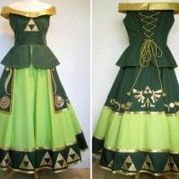 Robe #Zelda #Link manga #Mode #JeuVideo