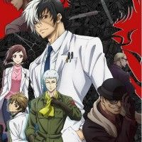L'animé Young Black Jack en octobre au Japon