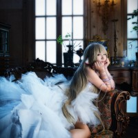 #Cosplay Chi de #Chobits #Clamp