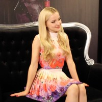 @DoveCameron est belle et surtout super gentille. Un talent Disney qui mérite grandement son succès! On l'aime! #descendants @disneychanne... [lire la suite]