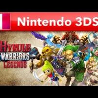 Hyrule Warriors: Legends - Wind Waker Campaign Trailer (#Nintendo 3DS) #JeuVidéo