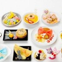 Plats et desserts Sailor Moon