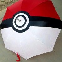 Parapluie Pokeball #Pokemon