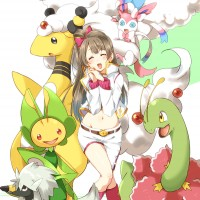 #Dessin illustration #Pokemon Love Live