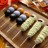 Gourmandises bonbons chocolats Halloween japan