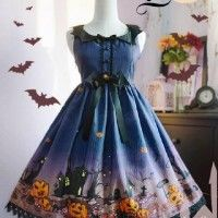 Robe gothic lolita #Halloween #Mode