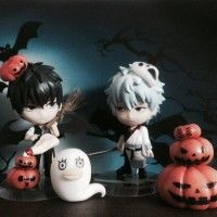 #Figurines #Gintama kawaii #Halloween #Goodie