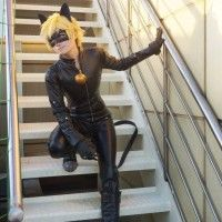 #Cosplay #Chat noir #MiraculousLadyBug