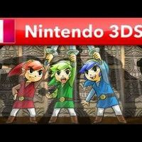 The Legend of #Zelda: Tri Force Heroes sort aujourd'hui! @NintendoFrance