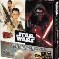 Glaces #StarWarsLeRéveilDeLaForce au Japon