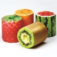 design de #Papier de toilettes fruits