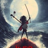 Poster Kubo and the Two Strings du studio d'animation LAIKA