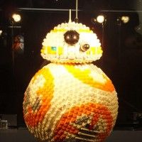 #Bb8 en #Lego #StarWarsLeRéveilDeLaForce